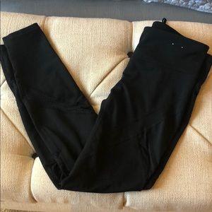 2 for $12 GapFit gfast mesh insert leggings